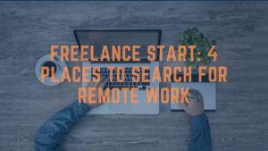 Freelance start
