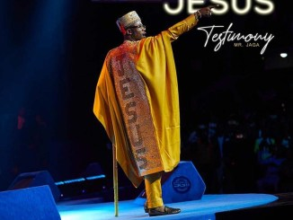 DOWNLOAD MP3: Testimony Jaga – JESUS