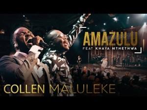DOWNLOAD MP3: Collen Maluleke ft Khaya Mthethwa – Amazulu