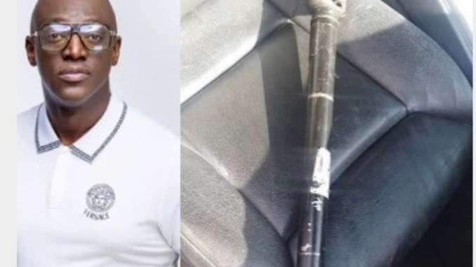 Sammie Okposo reveals how God saved him from death while on Third Mainland Bridge