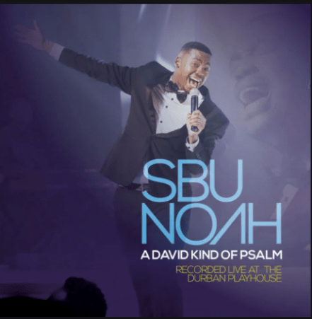 download album: SbuNoah - A David Kind of Psalm (Live)