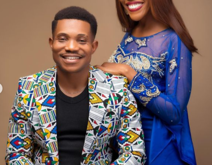 Pastor Jerry Eze and wife Eno celebrates 14 Years Wedding Anniversary