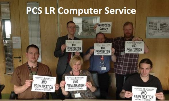 pcs LR computer service