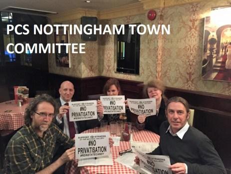 PCS nottingham town co