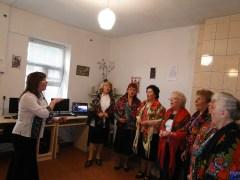 Як у Хорошеві навчали активно жити на пенсії