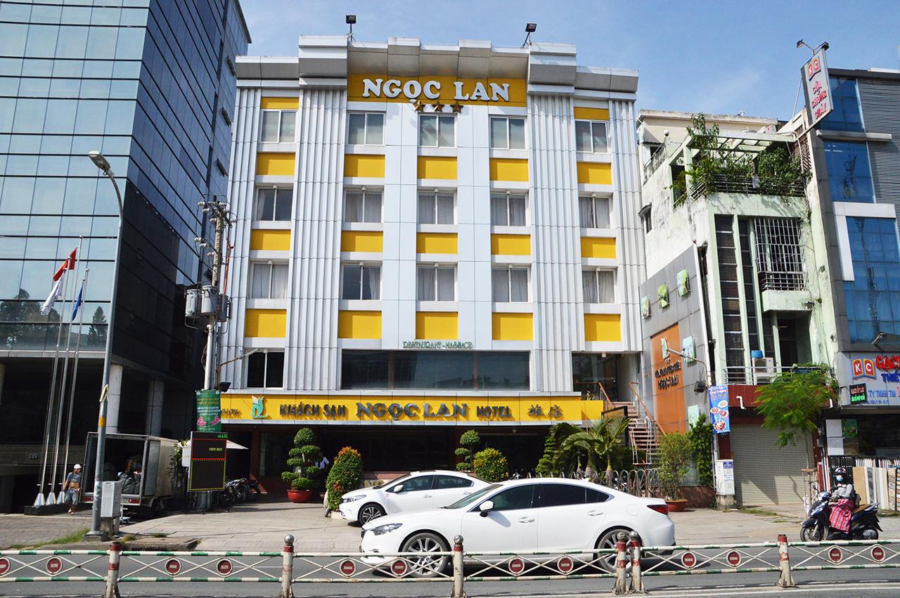 Khách sạn Ngọc Lan Quận 11