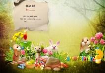 NTTD_Kandi_Happy Birthday Little Monster_BC7_Rabbit