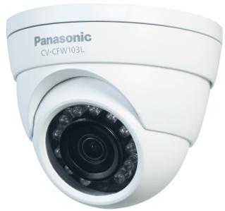 CAMERA HD-CVI PANASONIC 1.0-MP CV-CFW103L