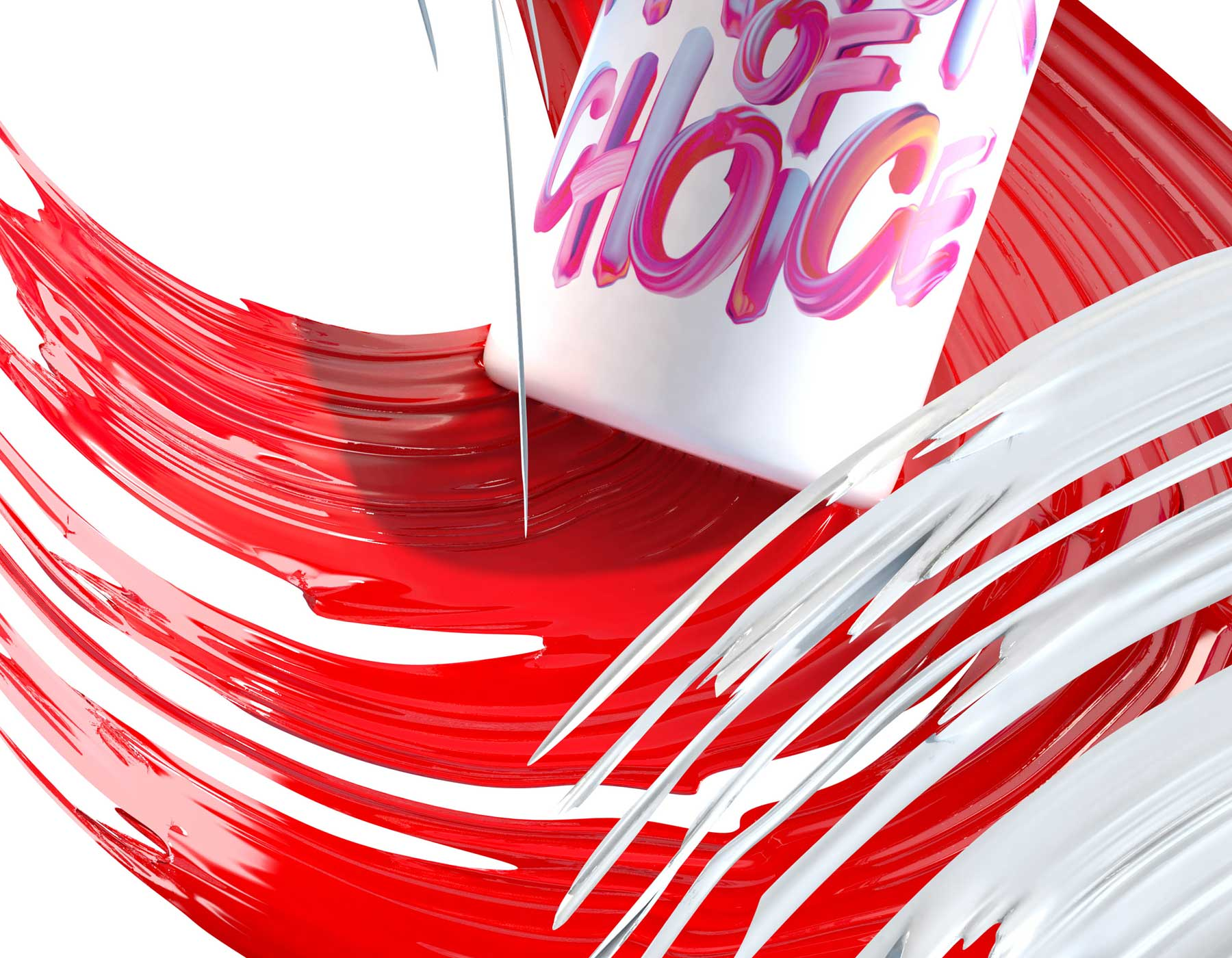 sk-ii, Ngon, Manchester Agency, 3d artist