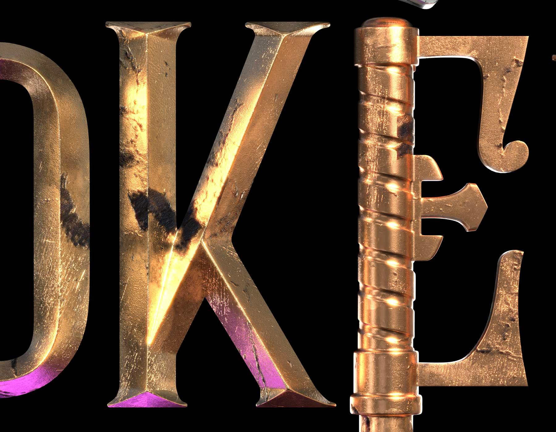 tick tock unlock, the library of broken books, Ngon, Manchester Agency, 3d artist