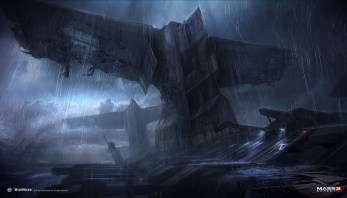 Mass Effect 3 – Leviathan concept by AlexF