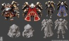 Armors from 38 Studios Project Copernicus by bahlswede