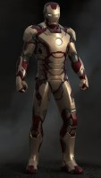 Iron Man 3 concept art