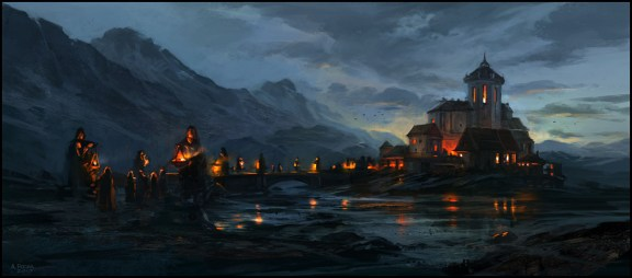 Andreas Rocha art
