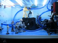 Star Wars Hoth case mod