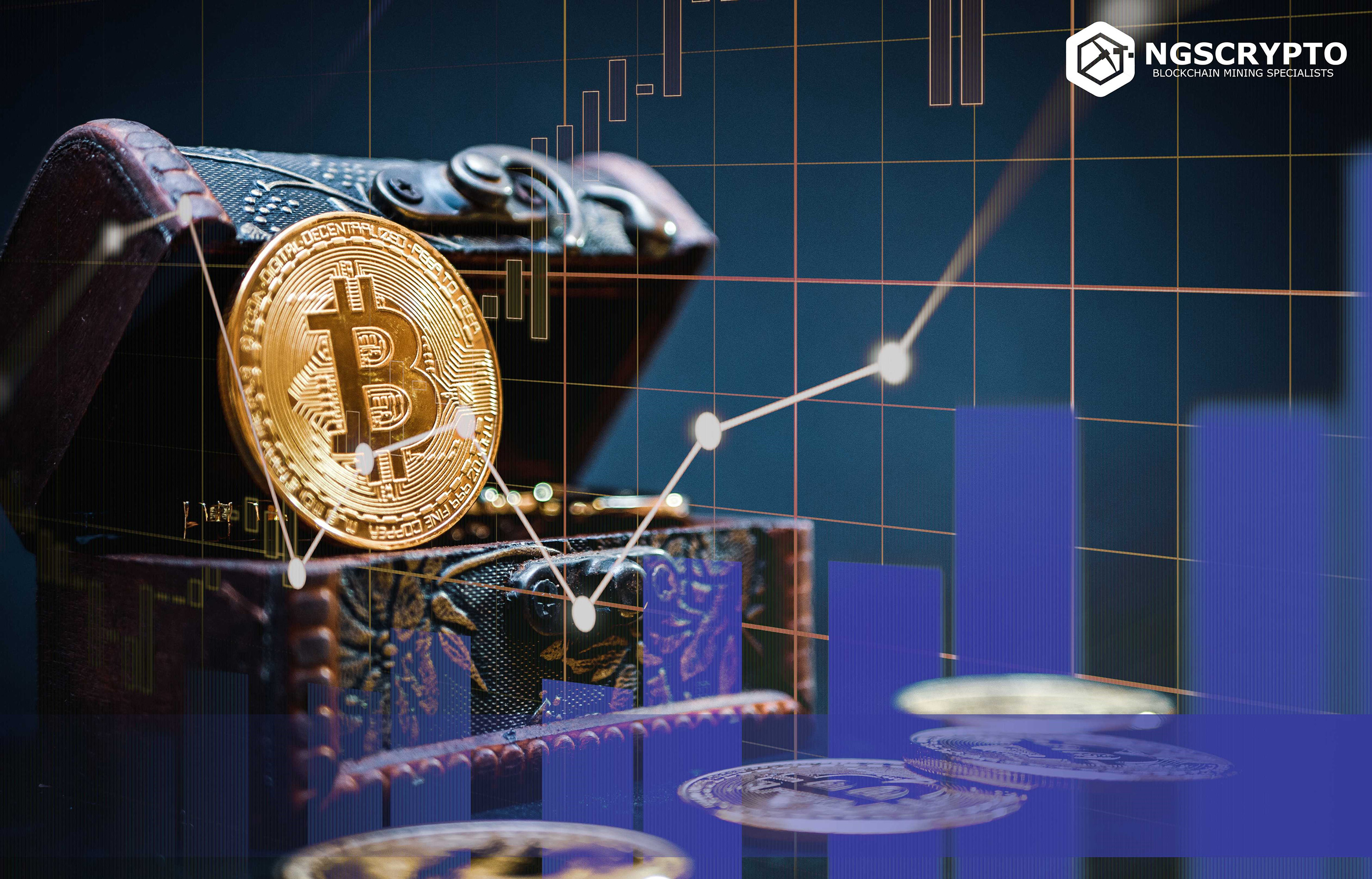 BITCOIN MAKES 457% RETURN IN 2 YEARS – DOW LEFT FOR DEAD