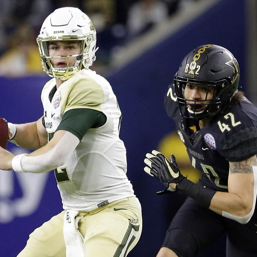 Bears outlast Commodores in the Texas Bowl