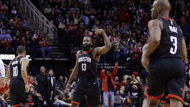Rocket Power: Houston Rockets winners of two straight