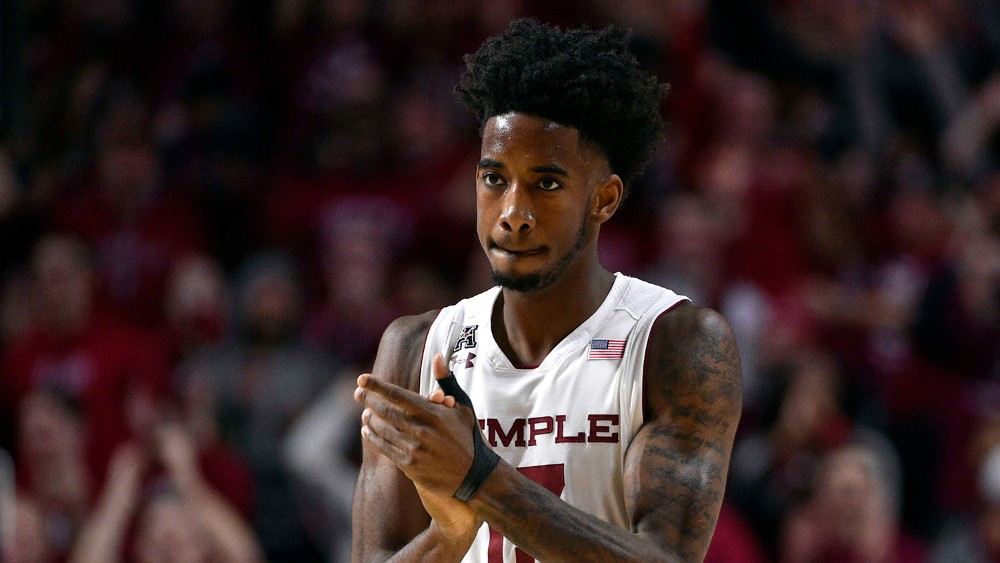 Temple Pulls Out the Overtime Win Against Davidson