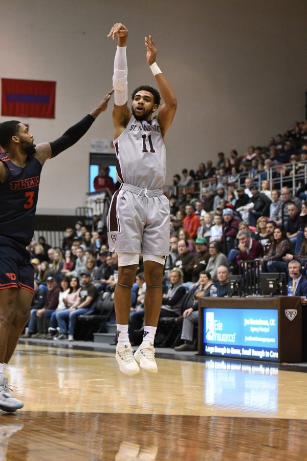 Bonnies Take a Loss, 89-86 in Double OT to Dayton Flyers