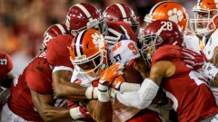 The Clemson Tigers and Alabama Crimson Tide prepare to face off for the 4th straight season.