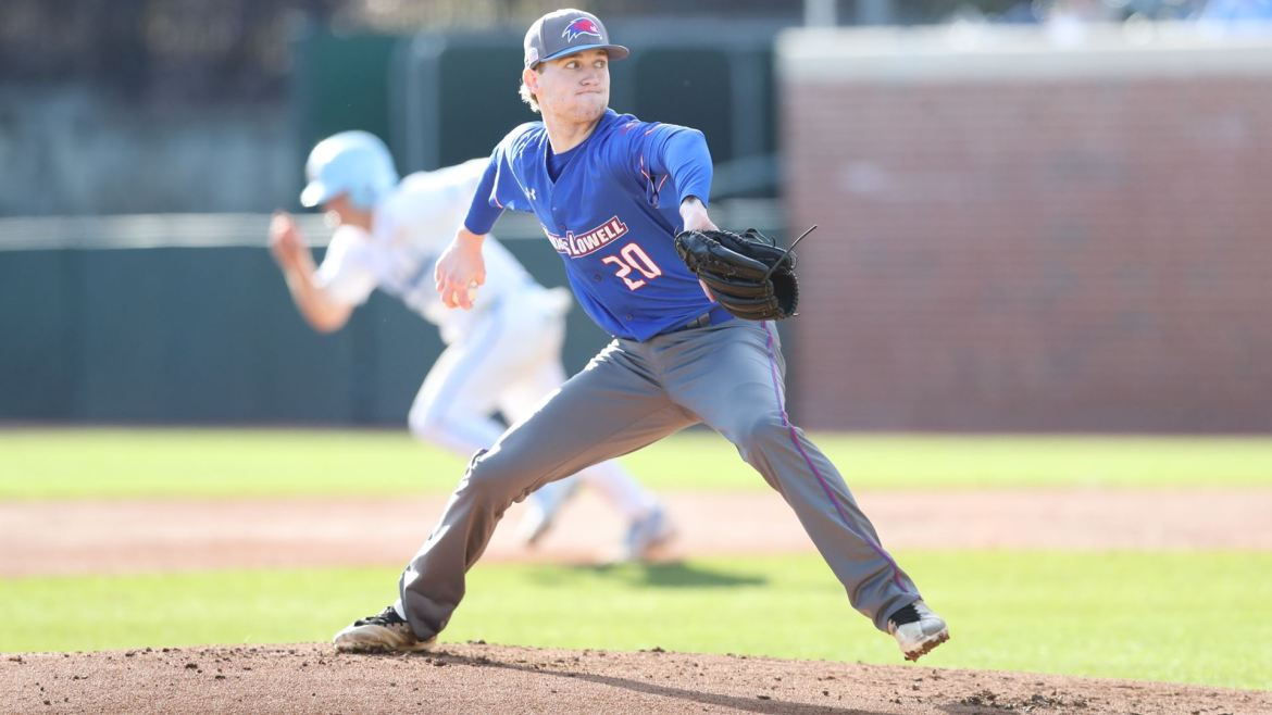 River Hawks Come Up Short, 3-1, in Pitchers' Duel at Penn State