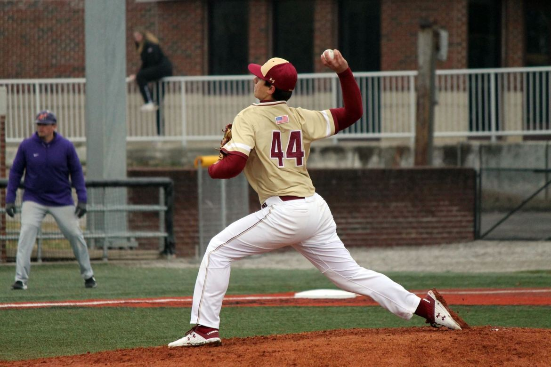 Boston College Splits Friday Twinbill at EKU