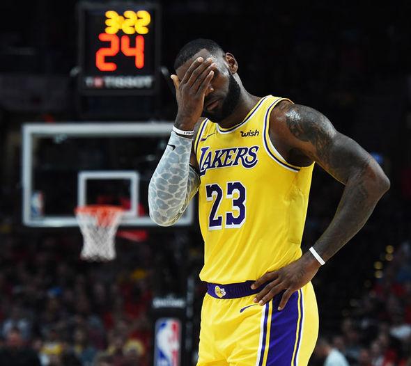 NBA Swing: Boiling Point in La-La Land