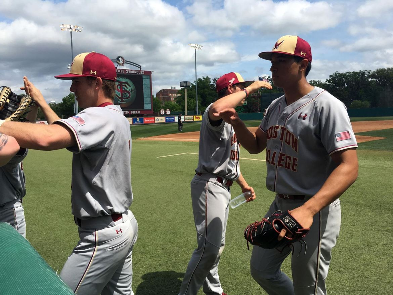 Freshmen Lead Eagles to Series Win at No. 19 FSU