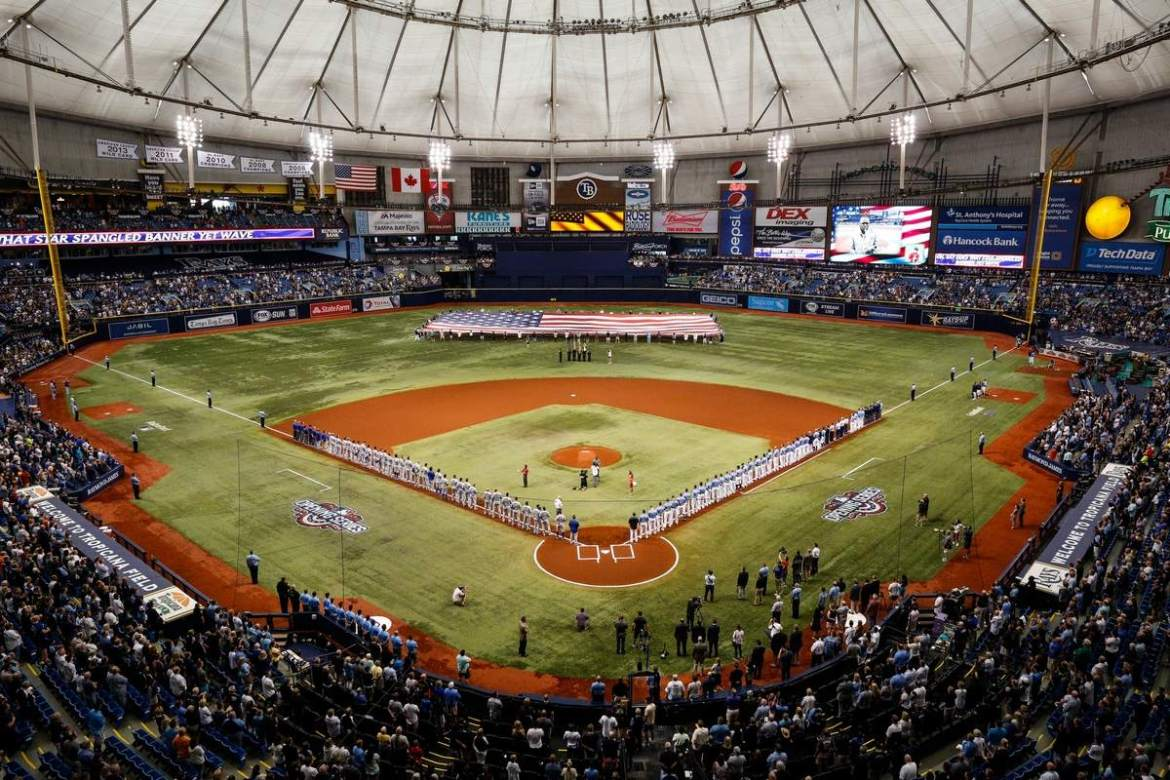 MLB Weekly Digest June 24th Edition: Rays in Canada and Tampa?