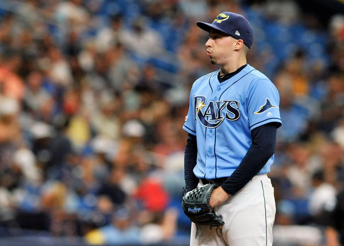 MLB Weekly Digest July 29th Edition: Rays Lose Snell Until September