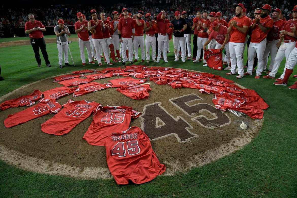 MLB Weekly Digest July 15th Edition: Angels Honor Tyler Skaggs