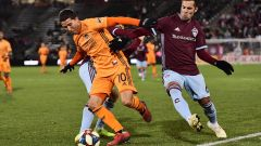 Dynamo vs. Rapids in Colorado