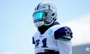 Dallas Cowboys Ezekiel Elliott