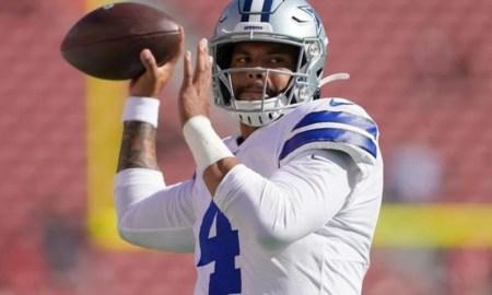 Cowboys Dak Prescott