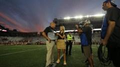 Boston College Football: Steve Addazio Media Availability