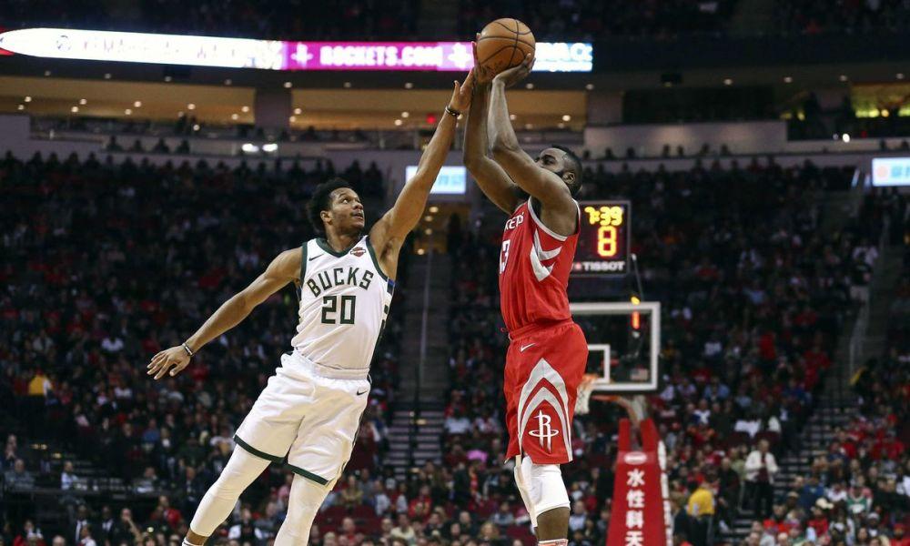 Rockets vs Bucks