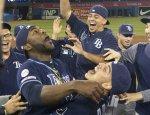 MLB Tampa Bay Rays