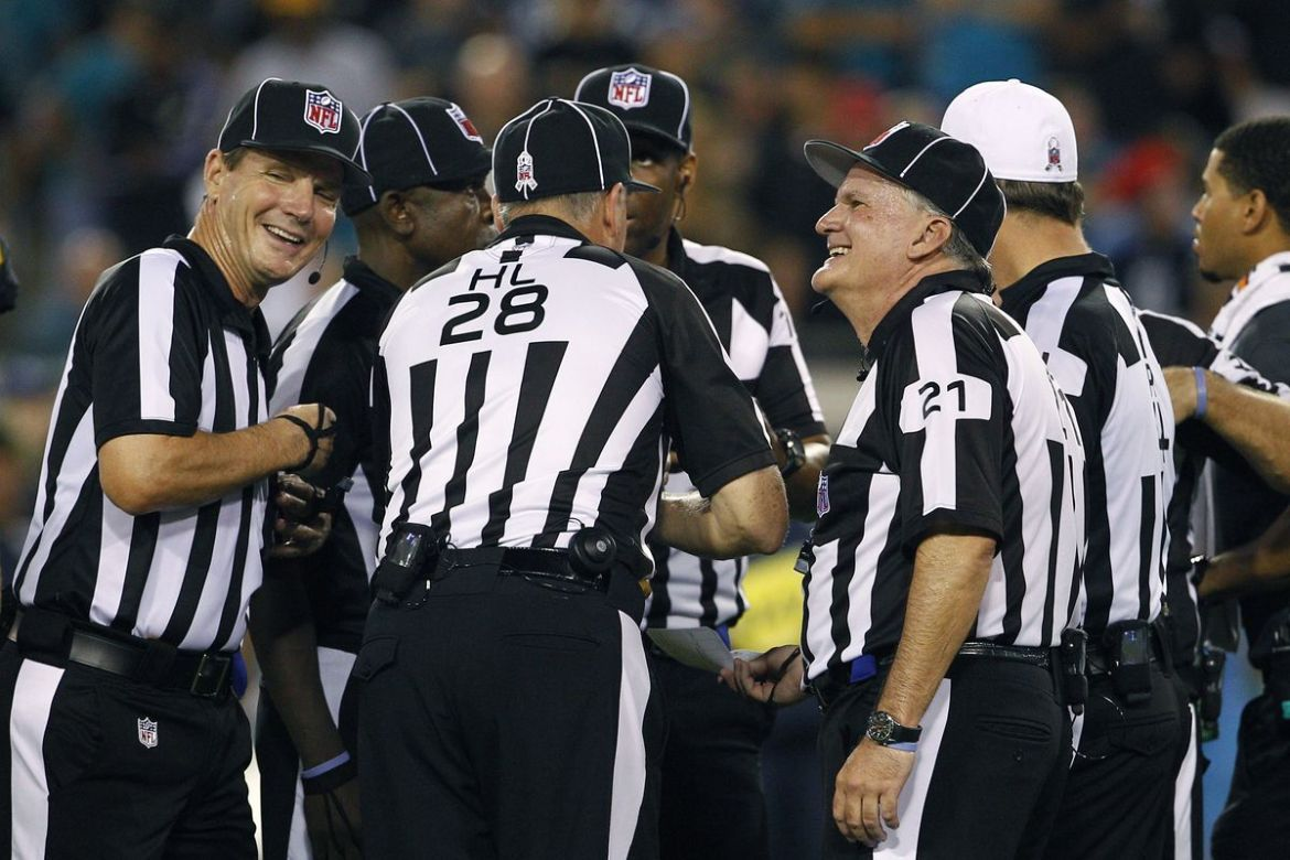 NFL officiating is obviously bad, but do we believe they have the solution?