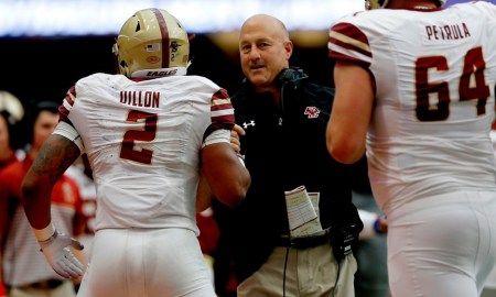 Boston College Steve Addazio