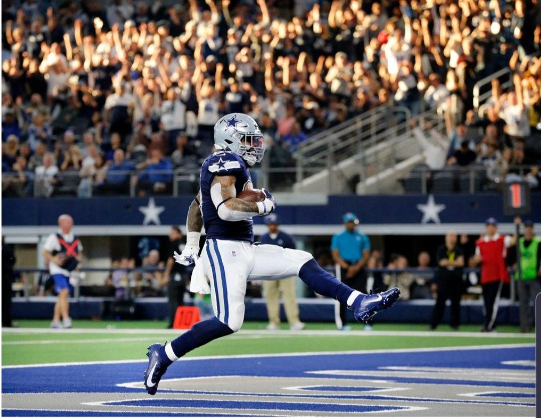 Dallas Cowboys: Ezekiel Elliott, Tony Pollard are a Perfect Match