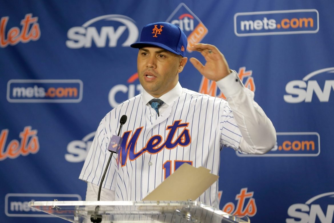 MLB Weekly Digest January 20th Edition: Mets Part Ways with Beltran