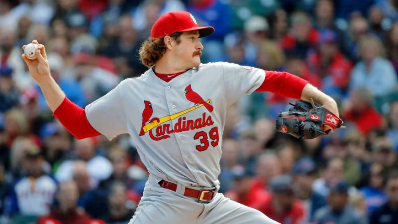 MLB Weekly Digest February 24th Edition: Cardinals' Mikolas Has Forearm Soreness