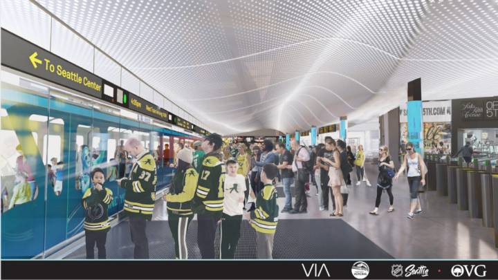 NHL Seattle Expansion Team Ready to Provide Transport to Fans for Free