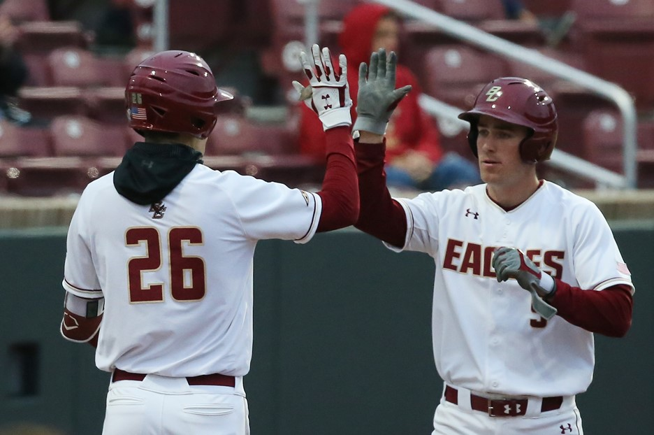 BC Birdball Home Opener Tuesday vs. Holy Cross
