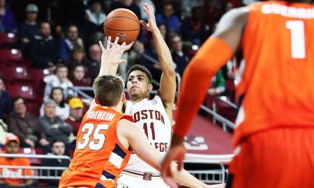Syracuse beats BC