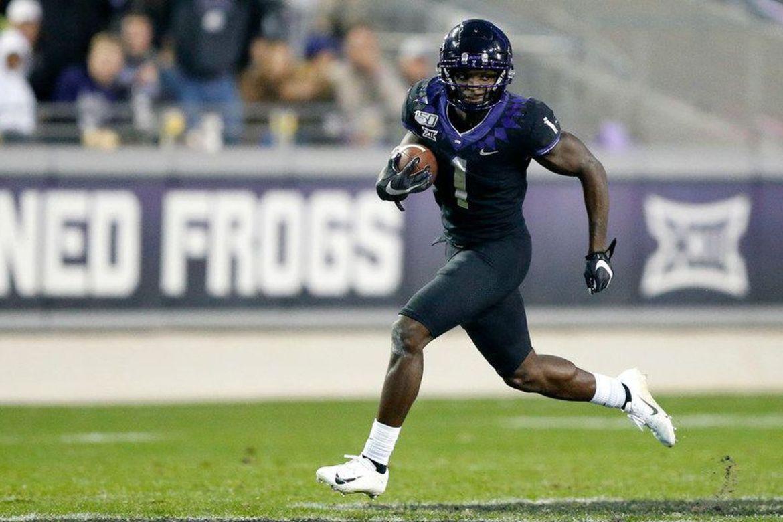 2020 NFL Draft Profile: TCU Receiver Jaelen Reagor