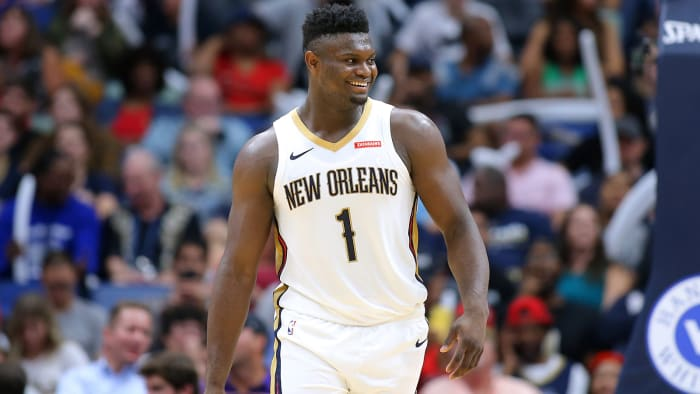 Zion Effect: Zion Williamson and the Pelicans Playoff Push