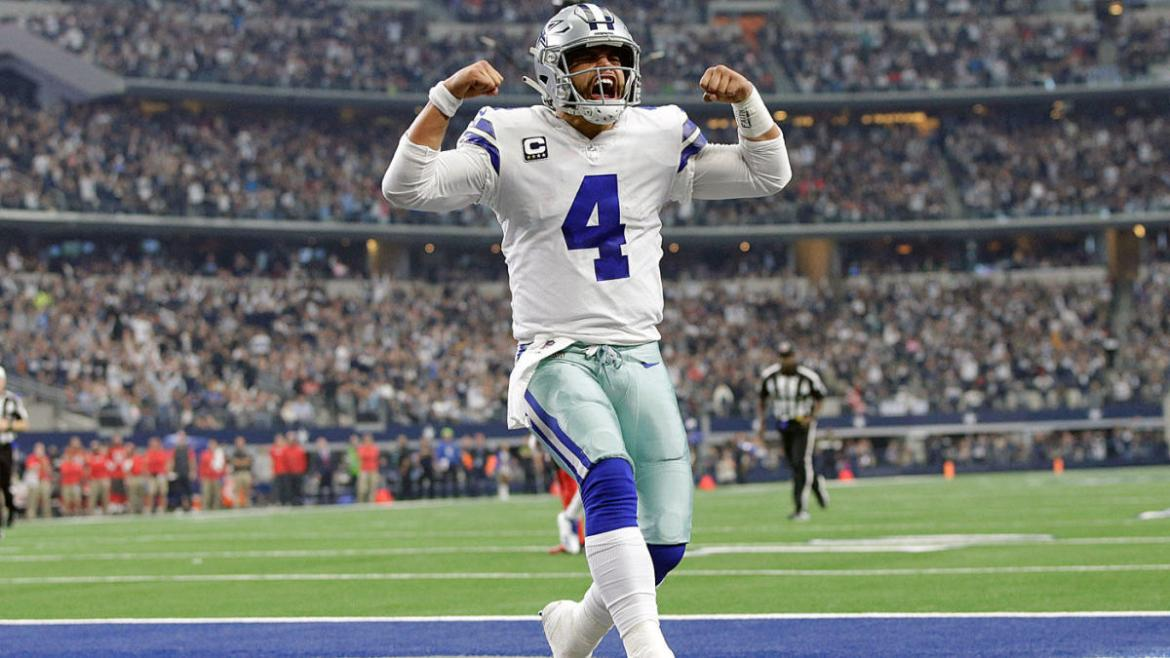 Report: Cowboys Place Exclusive Franchise Tag on Dak Prescott