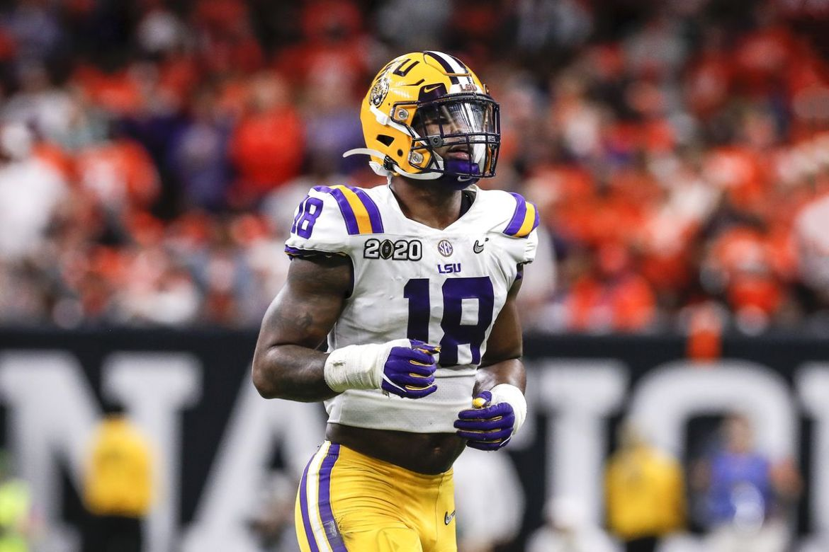 LSU Edge Rusher K'Lavon Chaisson Could Solidify Cowboys Front 7